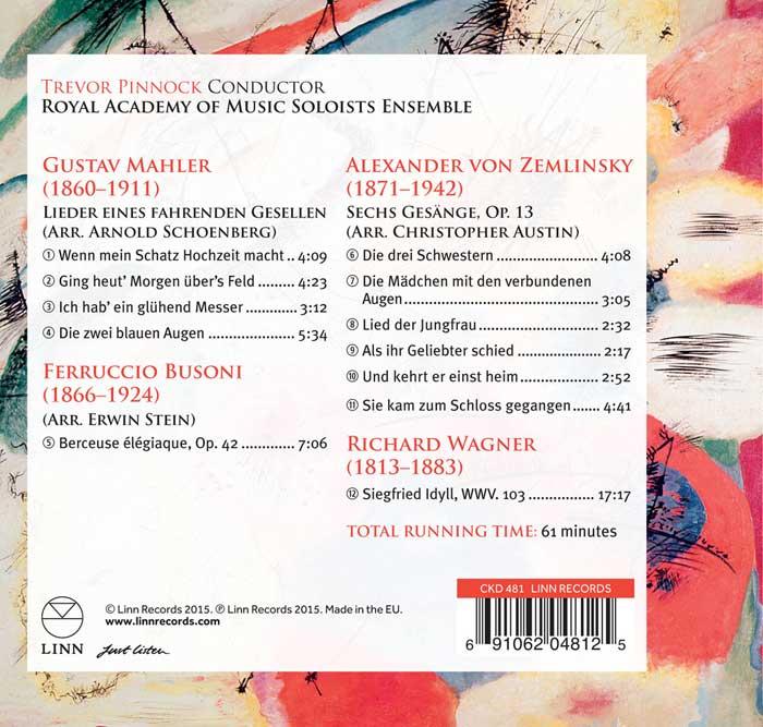 réductions pour orchestres de chambre, pour piano seul, etc. 691062048125.pt01