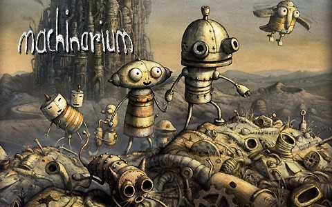 Machinarium Machinarium-1