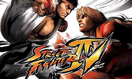 Street fighter IV. Street-fighter-iv-1