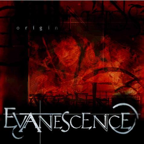 Evanescence - Origin, Evanescence_origin_front