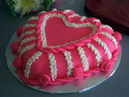 سنة حلوة  دكتورة ماجدة Valentine%20cake