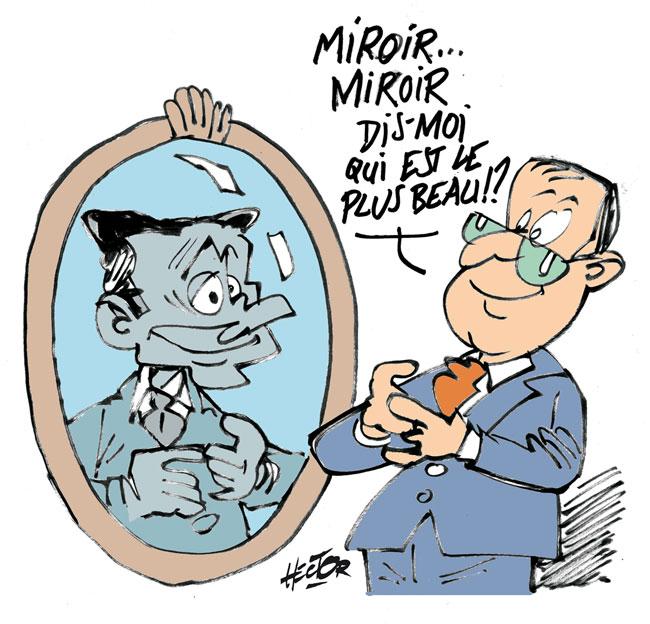 La beauté, souci des ados Hollande-miroir-gd
