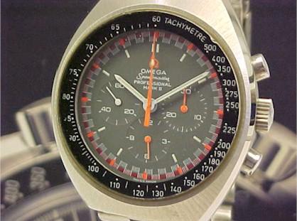 Omega Speedmaster mkII replica MK3571B