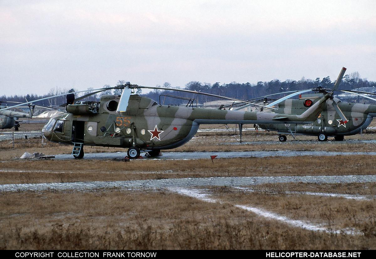 المروحيه العتيده Mil Mi-8 HIP  Mi8_CCCP_55orange_1