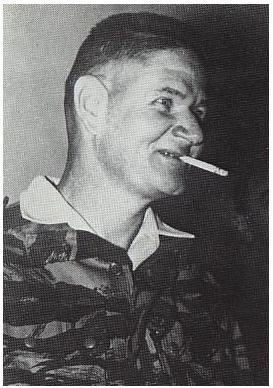 Commandant ELIE DENOIX DE SAINT MARC 1960