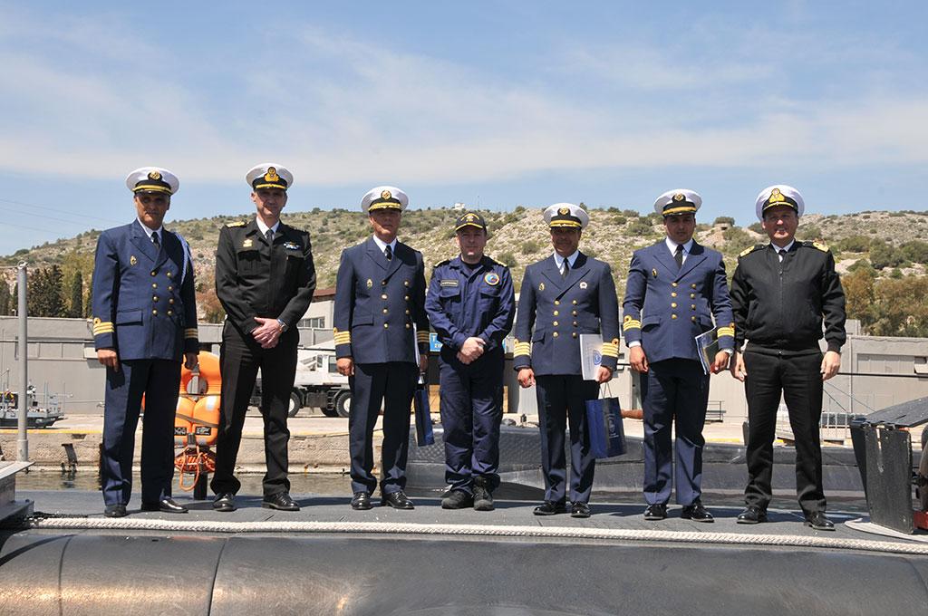 Coopération militaire Maroc - Grèce  DSC_5462