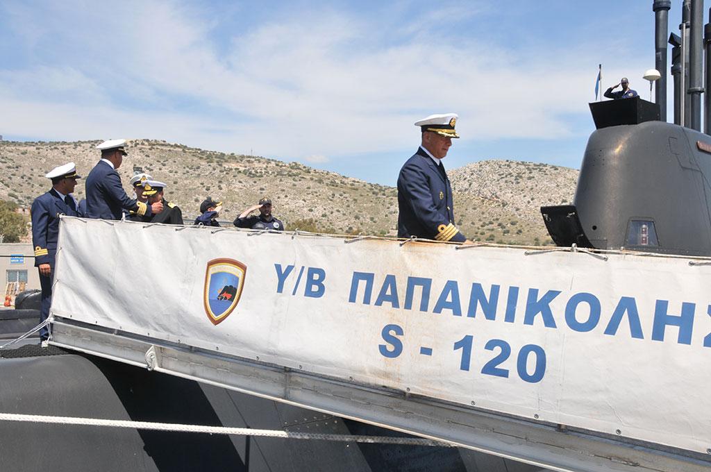Coopération militaire Maroc - Grèce  DSC_5464