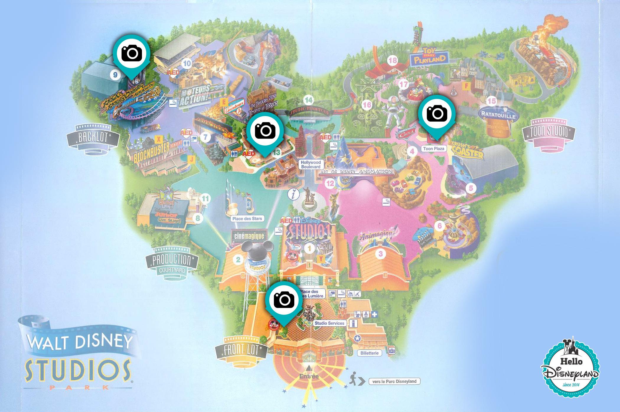 Disney Photopass Photopass4