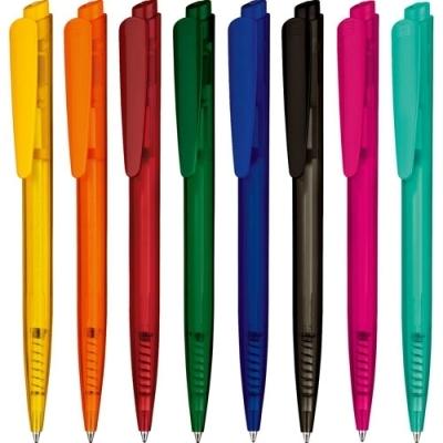 tout est multicolore - Page 6 Stylo-bille-dart-clear-457534