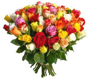JZL42 Fleurs-bouquet-botte-de-roses-225085