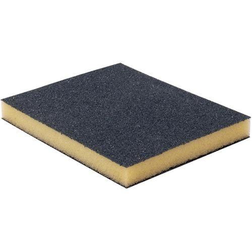 Comment obtenir un effet patiné ultra léger sur un fond blanc pour un meuble ? Eponge-abrasive-pour-bois-98-125-001-187895