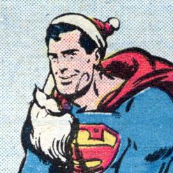 Joyeuses fêtes @ tous !! SantaSuperman248