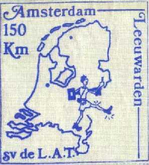 150km Amsterdam-Leeuwarden (NL) ou 70km: 16-17 juin 2012 Amsterdam-leeuwarden-badge