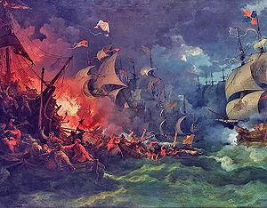 Rule Britannia: Magick in Service to The Crown  Armada