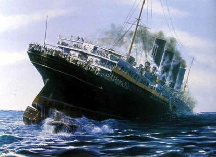 Rule Britannia: Magick in Service to The Crown  Lusitania_7_may_1915