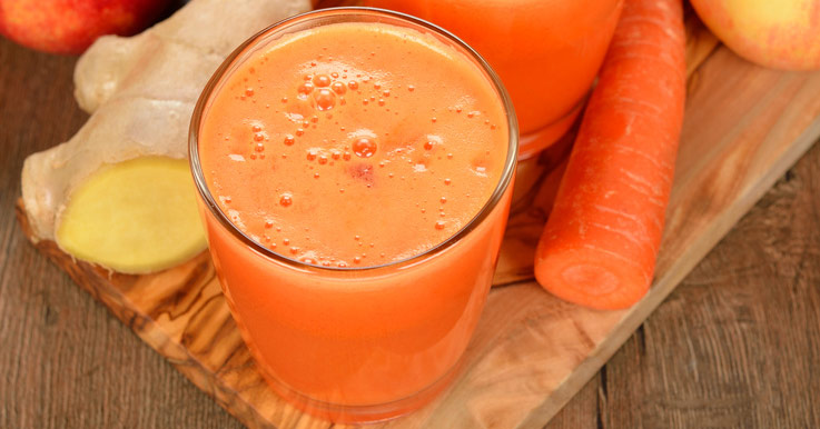 Benefits Of Fresh Ginger Carrot Juice You Should Know Benefits-Of-Fresh-Ginger-Carrot-Juice-You-Should-Know