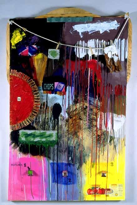 Pop art Robert_rauschenberg_large