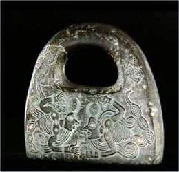 Des contacts antiques entre différentes civilisations? - Page 5 Chlorite2