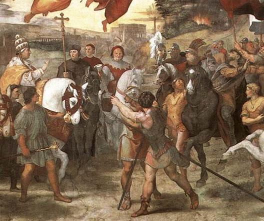 Les invasions germaniques Attila