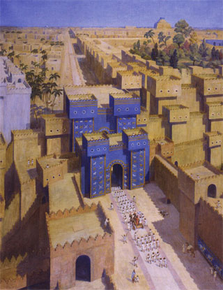 une manipulation tj : La destruction de Jérusalem - 607/587 - Page 5 Babylone_Bardin1936