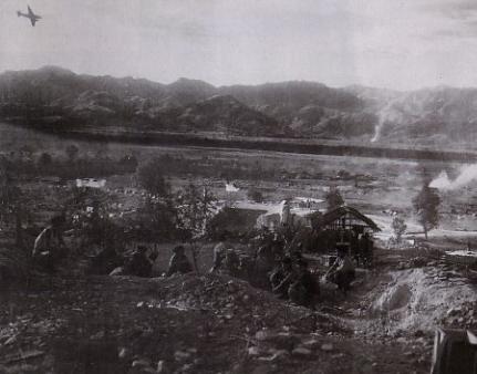 la bataille de Dien Bien Phu DienBienPhu