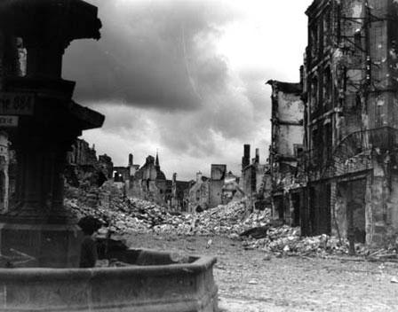 6 juin 1944 : Les Alliés débarquent en Normandie. Falaise1944
