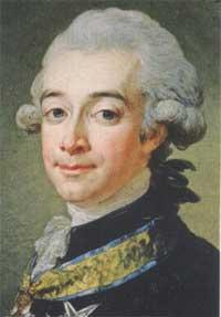 Evénements & Histoire :  Marie-Antoinette (1755 - 1793) L'étourdie superstar Fersen