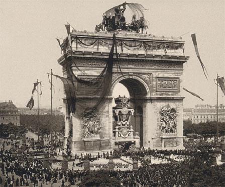 Hommage à Victor Hugo Hugofunerailles