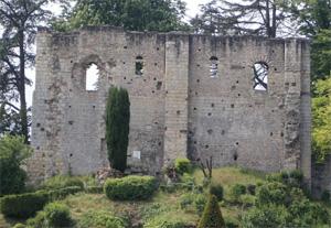 Le château fort : description Langeais_donjon