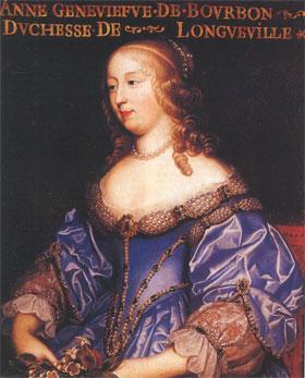 EVENEMENTS & HISTOIRE : XVIIe siècle. Le « Siècle des libertins » Longueville