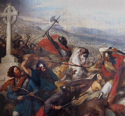 Charles Martel MartelPoitiers