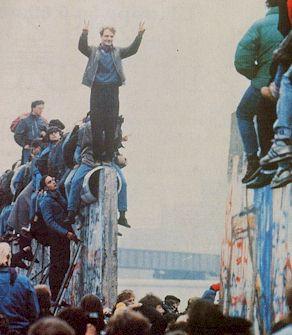 Célébration de la chute du Mur de Berlin MurBerlin