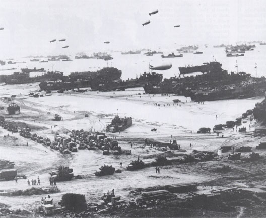 6 Juin 1944 .... Overlord1944