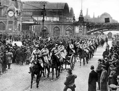 L'Union Européenne, l'escroquerie Ruhr