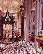 On célèbre cette année... VaticanIImini