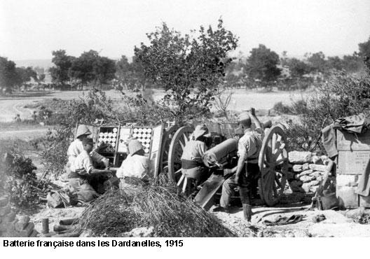 EN BREF :  1914-1918 - La Grande Guerre ou Première Guerre mondiale par André Larané 1418dardanelles