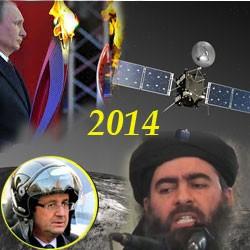 Rétrospective 2014 : Ce que vous avez retenu de l'année 2014. 2014