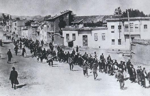 Un fil de discussion en mémoire du génocide arménien chrétien Armenie