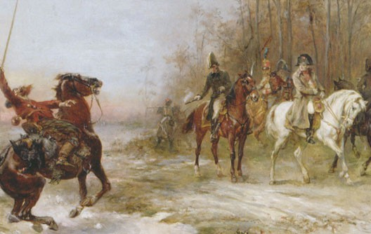 La derniere campagne de Napoleon Brienne