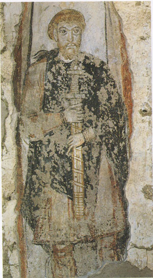 Charlemagne : l'empereur du renouveau occidental Guerrier