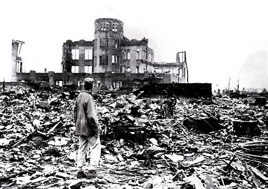 où suis -je - ajonc- 14 septembre trouvé par Martine Hiroshima-1945