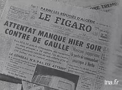 C'était il y a... cinquante ans L'année 1962 en images Ina-petit-clamart