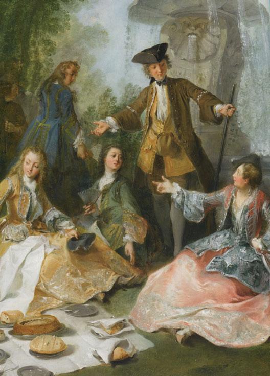 EVENEMENTS & HISTOIRE : XVIIe siècle. Le « Siècle des libertins » Lancret_chasse