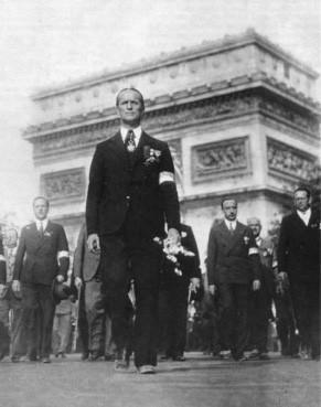 6 février 1934 -  Manifestation sanglante à Paris Larocque