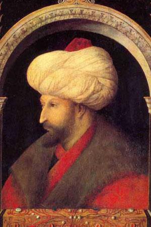 Quand l'Orient envoûtait les Français Mehmet-bellini