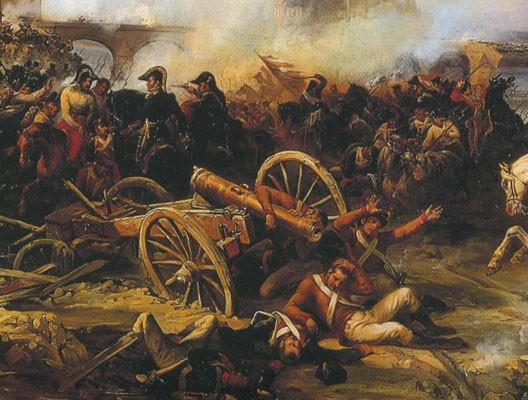 La derniere campagne de Napoleon Montereau2