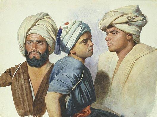 Quand l'Orient envoûtait les Français Orientalisme4-gleyre