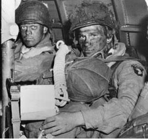 6 juin 1944 : Les Alliés débarquent en Normandie. Pathfinder