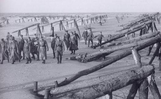 6 Juin 1944 .... Rommel_todt