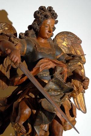 MISSIONS : L'utopie américaine des Jésuites Sculpturejesuite2
